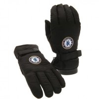 Chelsea F.C. Adult Ski Gloves