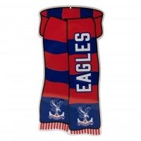 Crystal Palace FC Show Your Colours Sign