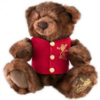 Liverpool F.C. 125th Anniversary Bear