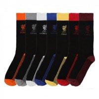 Liverpool F.C. 7pk Socks Mens 7-11