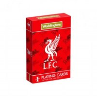 Liverpool FC Playing Cards