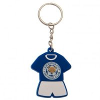 Leicester City FC PVC Keyring Kit