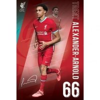 Liverpool FC Poster Alexander-Arnold 3
