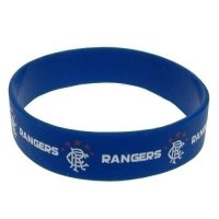 Rangers F.C. Silicone Wristband