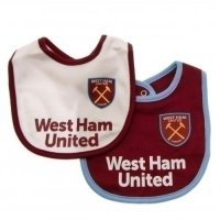 West Ham United F.C. 2 Pack Bibs