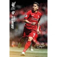 Liverpool F.C. Poster Firmino 8