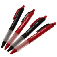 Manchester United F.C. 4pk Pen Set
