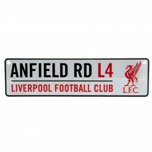Liverpool FC Window Sign LB